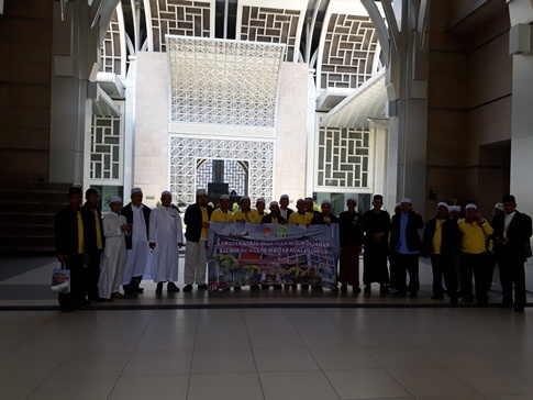 Lawatan Kerja Imam-Imam Mukim Jajahan Bachok, Kelantan