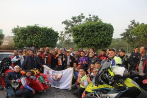 Flag Off Program Dakwah On Wheel To Felda Selendang, Rompin Pahang
