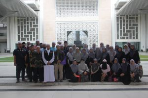 Lawatan Jawatankuasa Masjid Bandar Baru Sungai Buloh Ke Masjid Tuanku Mizan Zainal Abidin