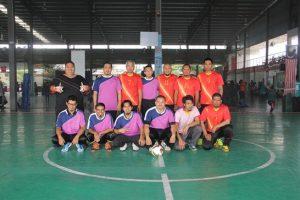 Membina Mahabbah Diantara Surau-Surau Qaryah Masjid Tuanku Mizan Zainal Abidin Melalui  Kejohanan Futsal