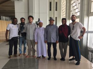 "Penggambaran Dokumentari Islam ""Mosque Dan Minaret"""