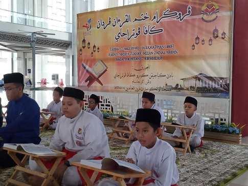 Program Khatam Al Quran Perdana KAFA Putrajaya