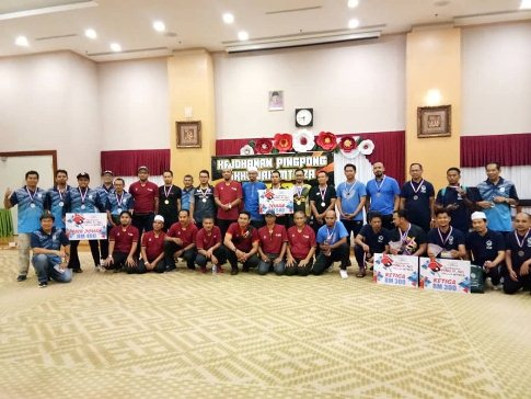 Kejohanan Pingpong Ukhuwwah MTMZA 2019