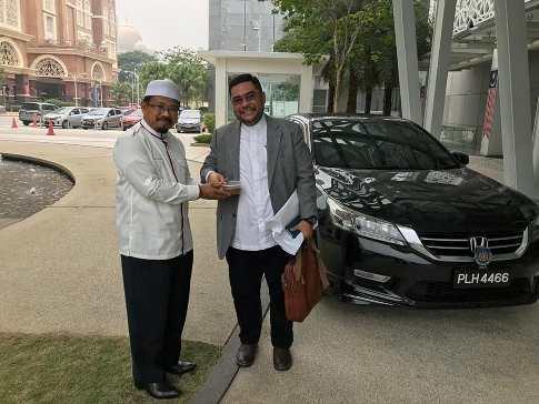 Program Rahmah : Program CSR Masjid Tuanku Mizan Zainal Abidin Dalam Mengagihkan Bubur A'syura