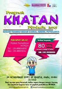Program Khatan Perdana