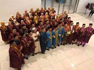 Majlis Apresiasi Talaqi Al-Quran Sesi 2016-2019: Masjid Tuanku Mizan Zainal Abidin, Putrajaya