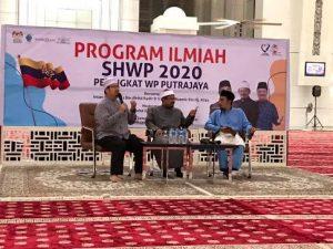Program Ilmiah Sempena Sambutan Hari Wilayah Persekutuan @ Masjid Tuanku Mizan Zainal Abidin