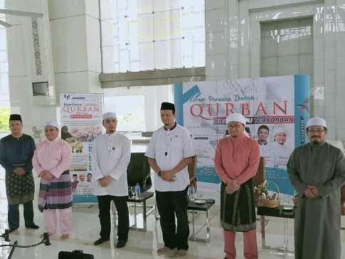 Forum Perdana Ibadah Qurban @ Masjid Tuanku Mizan Zainal Abidin, Putrajaya