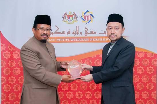 Kunjungan Hormat Ke Atas Sohibus Samahah Mufti Wilayah Persekutuan
