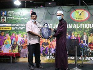 Program Ziarah Kasih MTMZA ke Pusat Jagaan Al Fikrah Malaysia