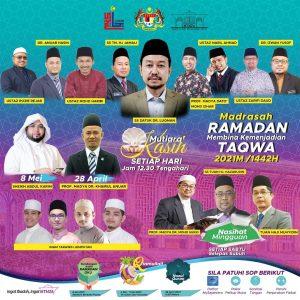 Program Ihya Ramadan 1422H/2021M